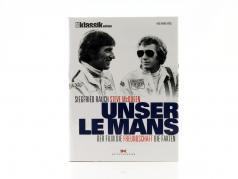 livre: notre Le Mans de Hans Hamer