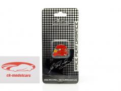 Michael Schumacher casque Pin formule 1 2010