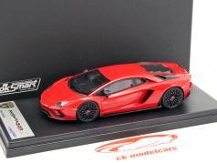 Lamborghini Aventador S rouge 1:43 LookSmart