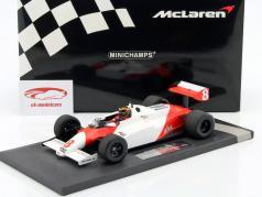 Stefan Bellof McLaren Ford MP4/1C #8 teste Silverstone GP F1 1983 1:18 Minichamps