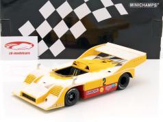 Porsche 917/10 #2 addio in il neve Nürburgring 1973 Kauhsen / Heinemann 1:18 Minichamps