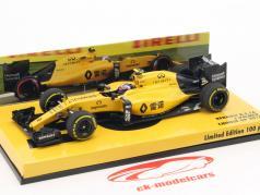 Jolyon Palmer Renault R.S.16 #30 Chine GP formule 1 2016 1:43 Minichamps