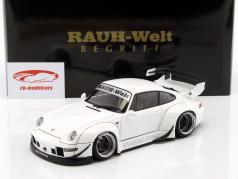 Porsche 911 (993) RWB white 1:18 AUTOart