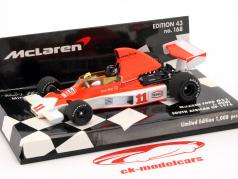 James Hunt McLaren Ford M23 #11 champion du monde Afrique du Sud GP formule 1 1976 1:43 Minichamps