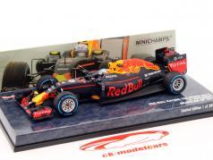 Daniel Ricciardo Red Bull RB12 #3 Brésil GP formule 1 2016 1:43 Minichamps