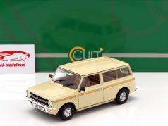 Mini Clubman Estate year 1974 cream white / beige 1:18 Cult Scale