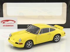 Porsche 911 Carrera RS 2.7 1973 giallo 1:18 AUTOart