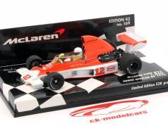 Jochen Mass McLaren Ford M23 #12 3 Afrique du Sud GP formule 1 1976 1:43 Minichamps