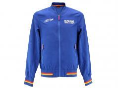 Stefan Bellof Racing ブルゾン ジャケット ブルー