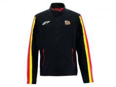 Stefan Bellof Racing veste casque noir / rouge / jaune