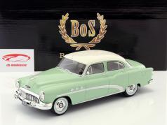Buick Special 4-Door Tourback Sedan Baujahr 1953 hellgrün / weiß 1:18 BoS-Models