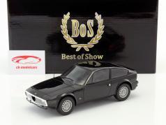 Alfa Romeo GT 1300 Junior Zagato black 1:18 BoS-Models