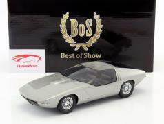 Opel CD Concept 1969 silber 1:18 BoS-Models