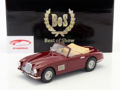 Aston Martin DB2 DHC 1950 pourpre 1:18 BoS-Models