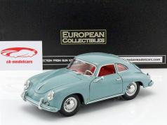 Porsche 356A 1500 GS Carrera GT year 1957 light blue 1:18 SunStar