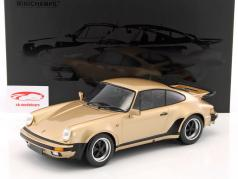 Porsche 911 (930) Turbo Baujahr 1977 bronze metallic 1:12 Minichamps