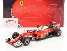 Kimi Raikkonen Ferrari SF-16H #7 GP Italië formule 1 2016 1:18 BBR
