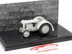 Fordson trator ano de construção 1921 branco 1:43 Dongguan