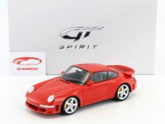 Porsche 911 (993) RUF Turbo Limited rot 1:18 GT-SPIRIT