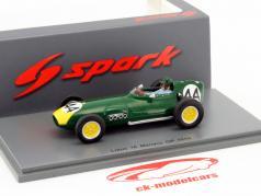 Bruce Halford Lotus 16 #44 monaco GP fórmula 1 1959 1:43 Spark