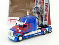 Western Star 5700 XE Phantom Film Transformers 5 blau / rot 1:24 Jada Toys