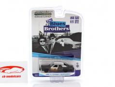 Dodge Monaco Jake e Elwoods Bluesmobile The Blues Brothers 1:64 Greenlight