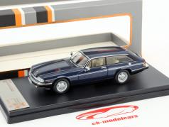 Jaguar XJS Shooting brake Baujahr 1983 dunkelblau metallic 1:43 Premium X