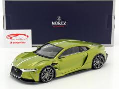 Citroen DS E-Tense Salon de Genève 2016 green metallic 1:18 Norev