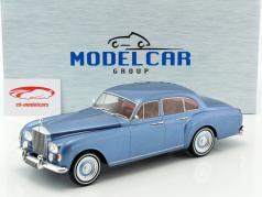 Rolls-Royce Silver Cloud III Flying Spur H.J.Mulliner RHD blau metallic 1:18 Model Car Group