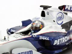 S. Vettel BMW Sauber C24B BMW mondo finale Valencia formula 1 2006 1:18 Minichamps