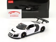 Audi R8 LMS year 2014 white 1:24 Rastar