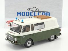 Barkas B 1000 Halbbus Volkspolizei 1:18 Model Car Group