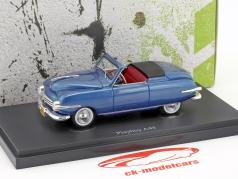 Playboy A48 year 1948 blue 1:43 AutoCult