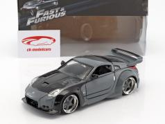 Nissan 350Z Filme Fast and Furious Tokyo Drift 2006 1:24 Jada Toys