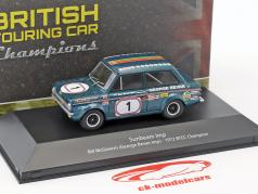 Sunbeam Imp #1 BTCC campeão 1972 Bill McGovern 1:43 Atlas