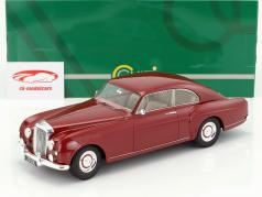 Bentley S1 Continental Fastback Coupe year 1955 red metallic 1:18 Cult Scale