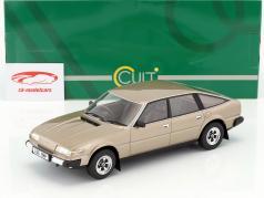 Rover 3500 SD1 Bouwjaar 1977 goud metalen 1:18 Cult Scale