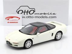 Honda NSX Type-R anno di costruzione 1990 bianco 1:18 OttOmobile