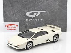 Lamborghini Diablo SE30 Jota Bouwjaar 1994 wit 1:18 GT-SPIRIT