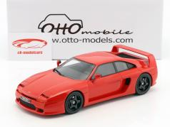 Venturi 400 GT Phase 2 Opførselsår 1994 rød 1:18 OttOmobile