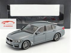 BMW 5 Series (G30) セダン 築 2017 ブルーストーン メタリック 1:18 Kyosho