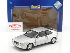 Volkswagen VW Corrado VR6 ano de construção 1991 prata metálico 1:18 Revell