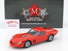 Ferrari 250 GT Drogo Plain Body Version vermelho 1:18 CMR
