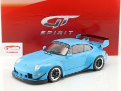Porsche 911 (993) RWB light blue 1:12 GT-Spirit