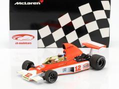 Jochen Mass McLaren Ford M23 #12 3ª África do Sul GP fórmula 1 1976 1:18 Minichamps