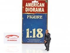 política oficial III figura 1:18 American Diorama