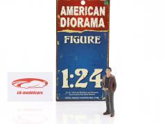 Detektiv Figur I 1:24 American Diorama
