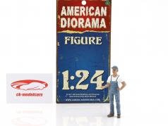 enforcamento fora Bob figura 1:24 American Diorama