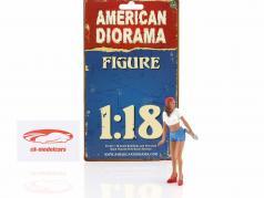 mecânico Katie figura 1:18 American Diorama