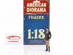 traje bebê Daphne figura 1:18 American Diorama